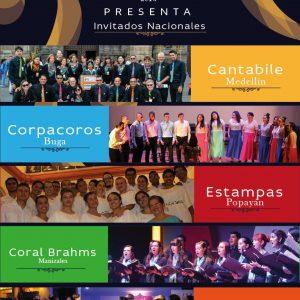 In Crescendo Participó en el 5 Encuentro Coral Javier Fajardo Chavez