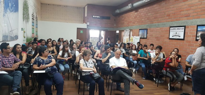 Reunión padres de familia coro In Cescendo